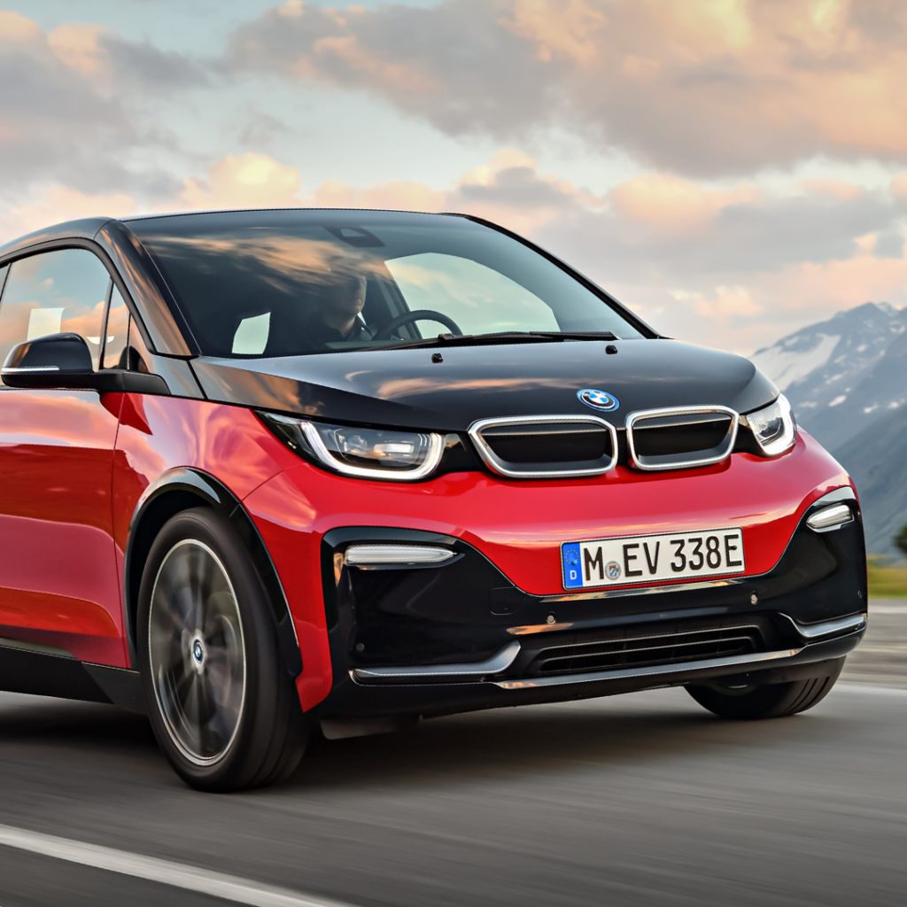 BMW i3 at EVision