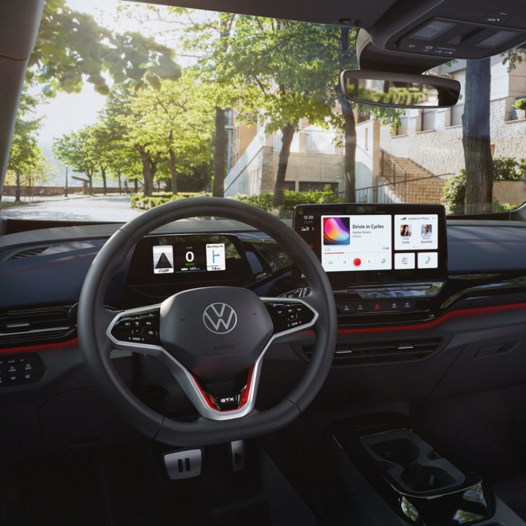 Hire a Volkswagen ID.3 at EVision